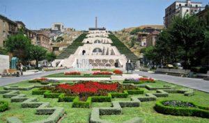 Armenien med Yerevan och mycket mer