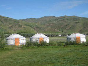 Transsibiriska järnvägen med Mongoliet