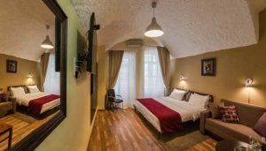 Nytt hotellalternativ i Moskva, Hotell Troyka